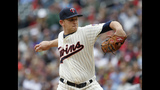 Zimmermann goes 5-0, Upton homers as Tigers top Twins 4-1