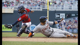 Hughes roughed up early, Twins fall 9-2 to Detroit