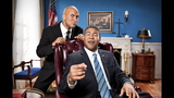 Obama and his anger translator Luther review Key and Peele's 'Keanu'