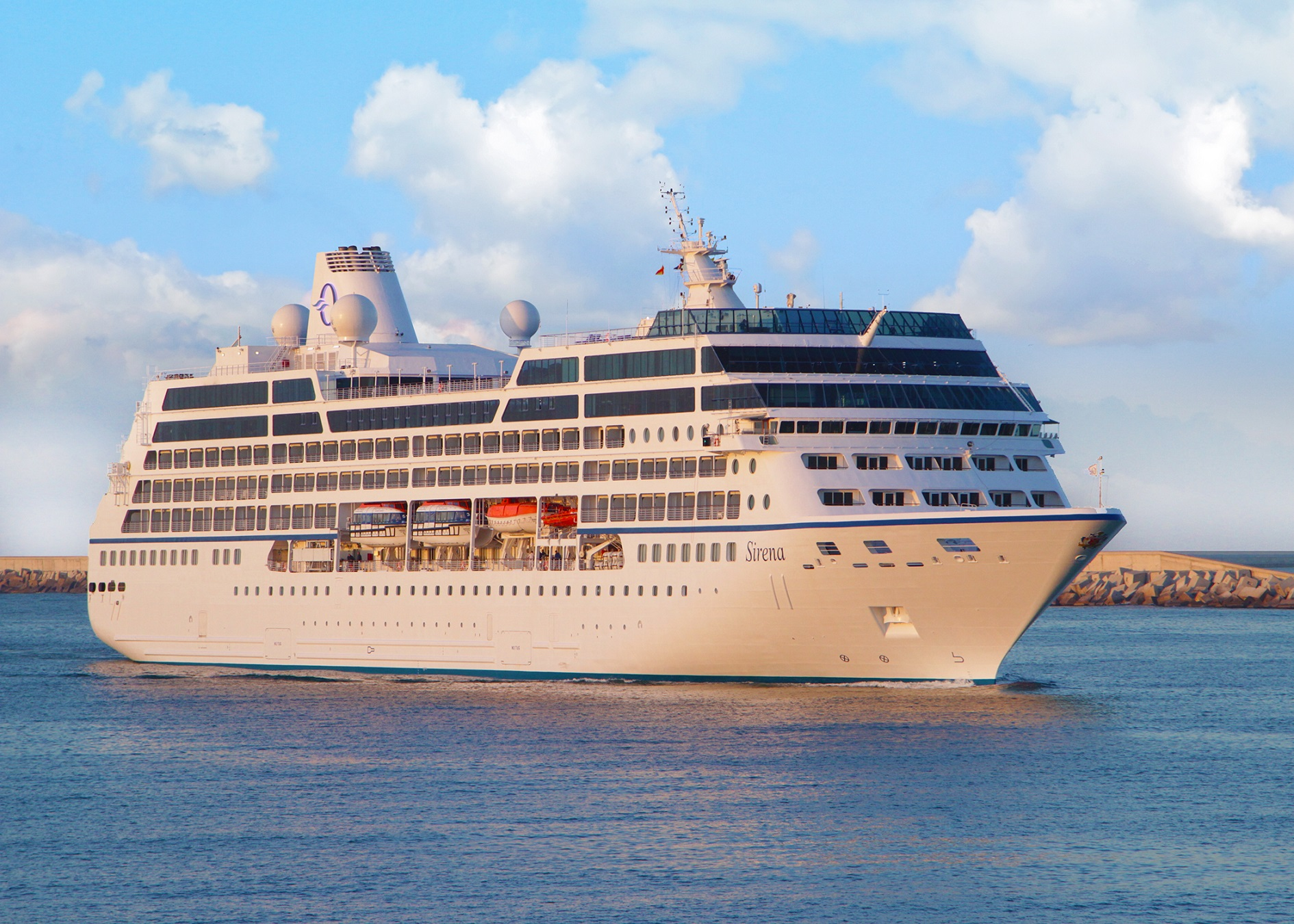 First Look Inside Oceania Cruises39 New Ship Sirena