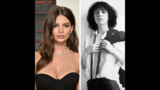 Emily Ratajkowski's unlikely celebrity idol? Patti Smith