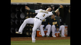 Alonso's 3-run homer gives Athletics 7-4 win over Astros