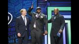 Seattle makes rare trade up to draft Jarran Reed