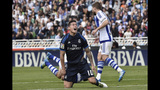 Bale gives Madrid late win at Sociedad in Spanish league