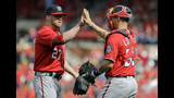 Garcia allows 4 runs in 1st, Cardinals fall to Nationals 6-1