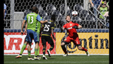 Jordan Morris scores in 88th minute, Sounders beat Crew 1-0