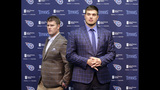 Titans have 4 picks to wrap up draft, starting in 5th round