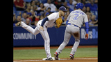 Saunders homers twice in Blue Jays' 6-1 win over Rays
