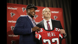 Falcons look to add depth with 3 picks left in NFL draft