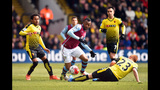 Watford condemn Villa to club-record 11th straight EPL loss