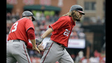 Werth's bat, Ross' arm lead Nationals past Cardinals 6-1