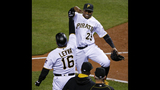 Nicasio goes 7 scoreless innings as Pirates beat Reds 4-1