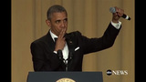'Obama out': President ends last 'Nerd Prom' with a bang