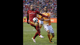 Real Salt Lake beats Dynamo 2-1, moves into 1st-place tie
