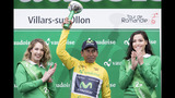 Quintana wins Tour of Romandie; Albasini gets stage win