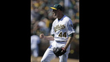 Astros' aggressive approach backfires in 2-0 loss to A's