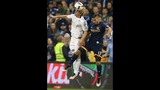 Dos Santos stays hot as Galaxy plays Sporting KC to 1-1 draw