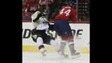 Questionable hits turning up heat between Penguins, Capitals