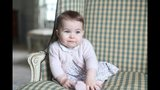 If Princess Charlotte penned a baby book about her first year