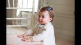Princess Charlotte gets 1st birthday gifts from around world