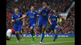 Leicester City completes miracle run to English Premier League title