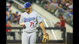 Dodgers pitcher Josh Ravin suspended 80 games for PEDs