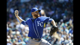 Royals snap losing streak with 4-1 win against Mariners