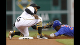 Cole roughed up as Pirates lose emotional game to Cubs, 7-2