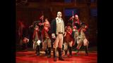 'Hamilton' gets its shots —16 of them —at the Tony Awards