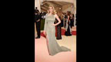Kate Upton announces engagement at Met Gala