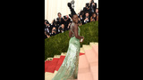 Lupita Nyong'o has Whoville hair for Met Gala