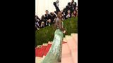 Lupita Nyong'o has Whoville hair for Met Gala