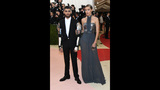 Zayn Malik started turning into Iron Man at the Met Gala