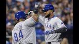 Nomar Mazara hits tiebreaking HR, Rangers edge Blue Jays
