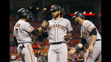 Giants rally past Reds after Johnny Cueto gets knocked around