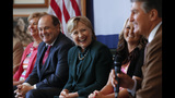Clinton turns to general election as Sanders eyes convention fight
