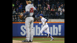 Foltynewicz roughed up in return, Braves fall to Mets 4-1