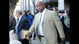 The Latest: Ex-49er Dana Stubblefield denies raping woman