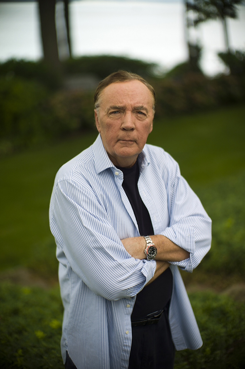 James Patterson rules ...