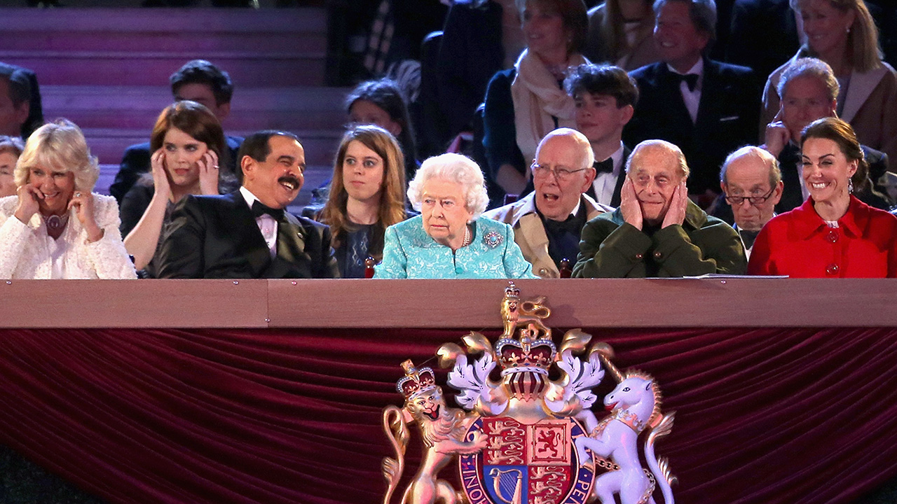 Kate Middleton & Royal Family Celebrate the Queen's 90th Birthday