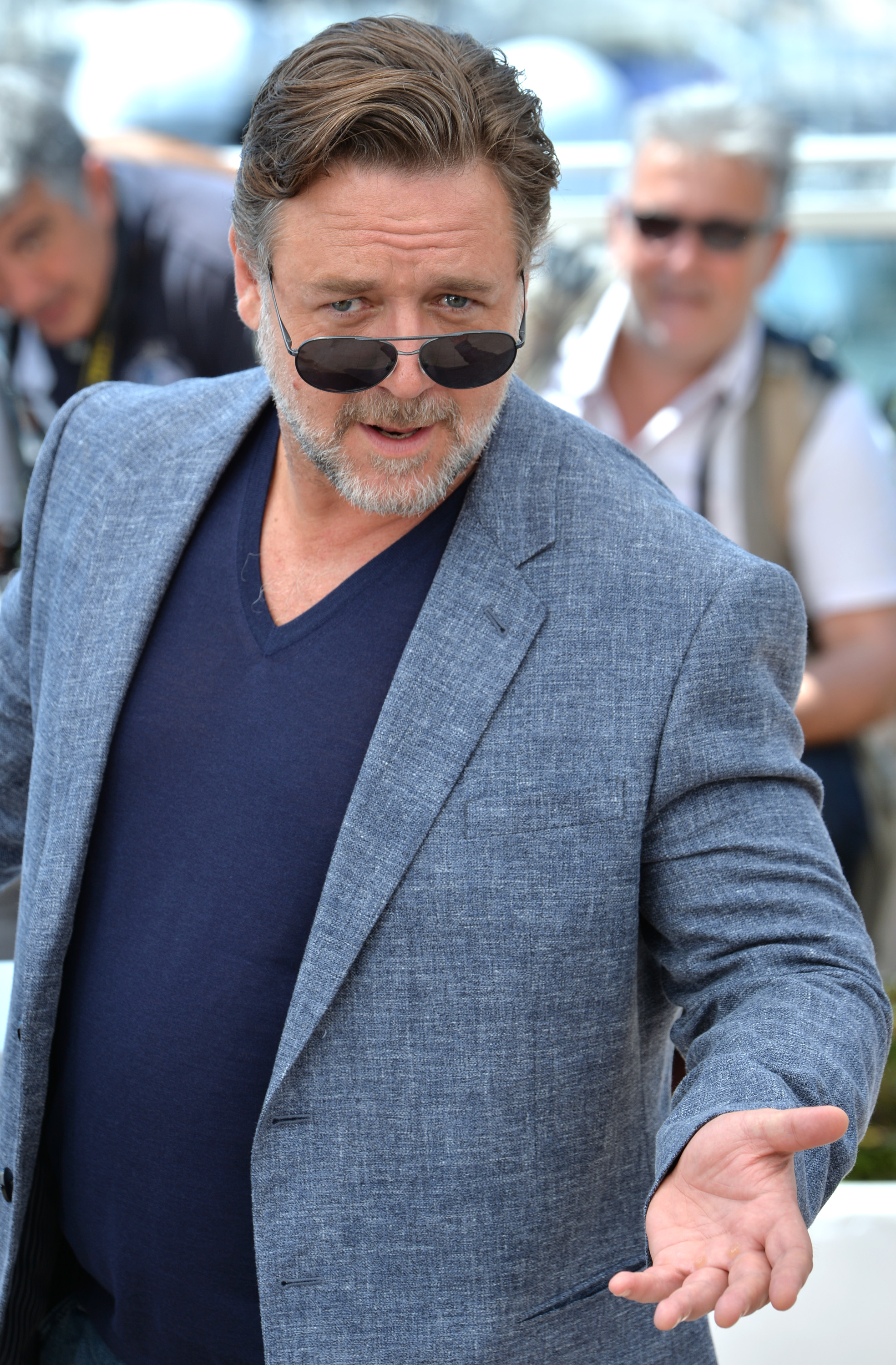 How Russell Crowe brou...