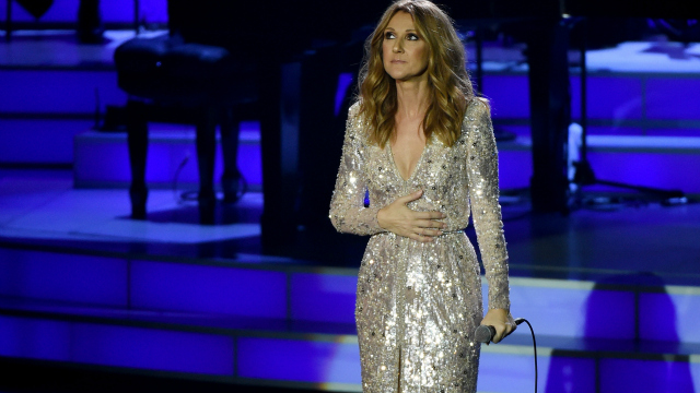 Celine Dion and Prince were good friends