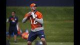Paxton Lynch making fast impression in Broncos' QB race