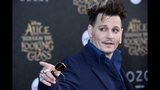 Depp's war of words with Australian deputy leader continues