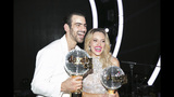 DiMarco shares 'Dancing with the Stars' win with deaf people