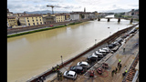 Italy road collapses, takes 20 cars with it