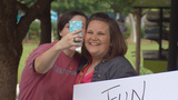 'Chewbacca Mom' looking ahead after 15 minutes of fame