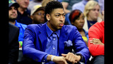 Anthony Davis misses out on $24 million after missing All-NBA team