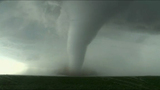 Twister damages up to 25 homes in rural Kansas