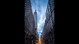 Manhattanhenge happening Memorial Day